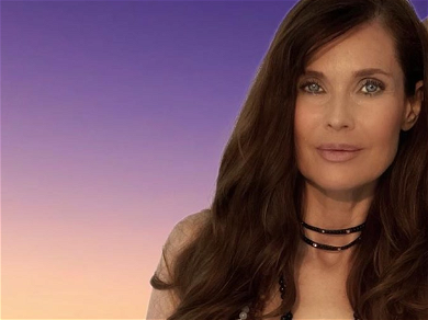 Carol Alt Teases Topless Shot, Wearing Nothing But Beads For Instagram Challenge