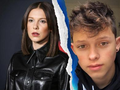 Millie Bobby Brown Splits With BF Jacob Sartorius ?