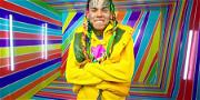 Tekashi 6ix9ine's Stolen Hat From Concert Listed On eBay For Thousands