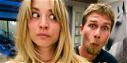 Kaley Cuoco's Husband In Trouble Over Unwelcome Sunset Snap