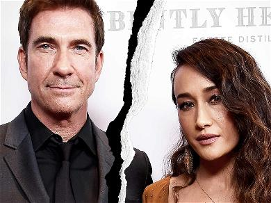 Dylan McDermott and Maggie Q Call Off 4-Year Engagement