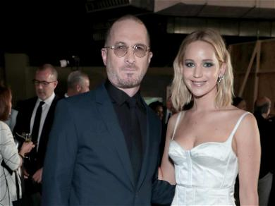 Exes Jennifer Lawrence and Darren Aronofsky Look Like BFFs as They Reunite at BAM Awards