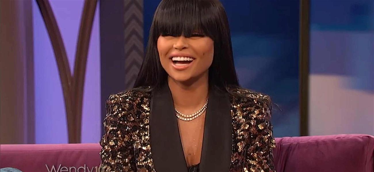 Blac Chyna Reveals Rob Kardashian is Better in Bed Than Tyga