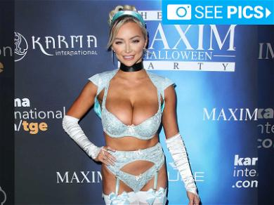 Maxim Party's Halloween Hotties Were a Real Treat
