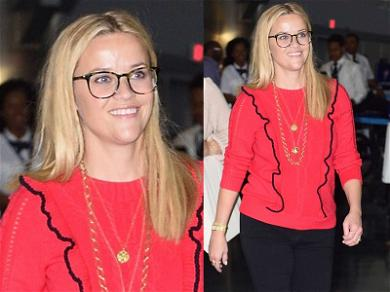 Reese Witherspoon Jets Out of Town Just As Ryan Phillippe Assault Allegations Surface