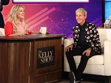 Kelly Clarkson Being Groomed to Take Over Once Ellen DeGeneres Leaves Daytime Talk Show