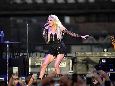Carrie Underwood Shares $39 Secret To Instant Killer Legs