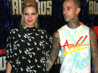 Travis Barker's Ex-Wife To The Kardashians: Thanks For Destroying My Family!