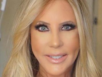 Vicki GunvalsonCalls 'RHOC' Producer A 'Snake,' Blames Him For Exit