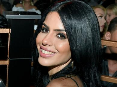 '90 Day Fiancé' Star Larissa dos Santos Lima Talks Death Threats After ICE Arrest