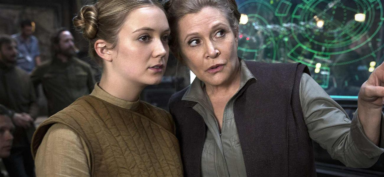 Carrie Fisher's Estate Settles Debts for Late Star as Billie Lourd Receives All Future 'Star Wars' Royalties