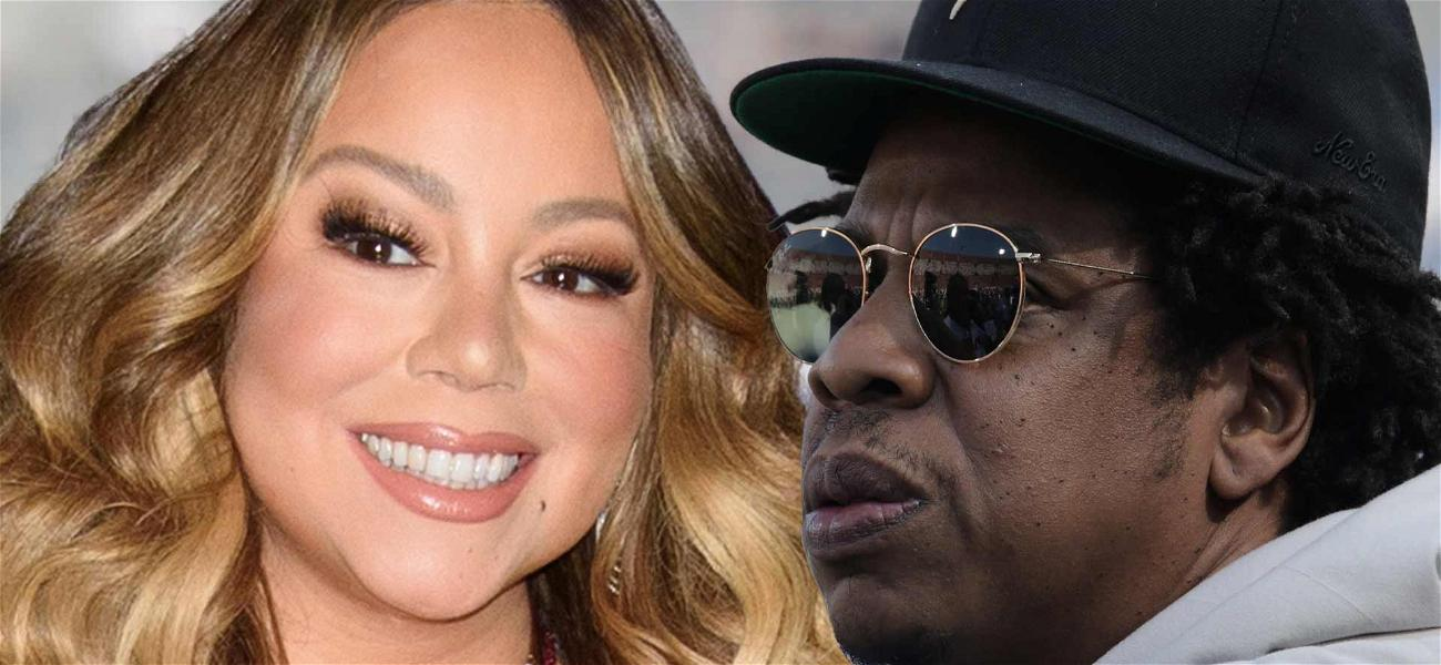 Mariah Carey Flat Out Denies 'Explosive' Fight With Jay-Z