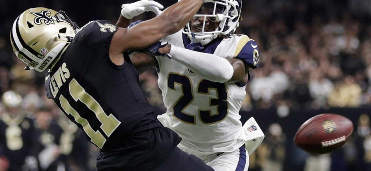 New Orleans Saints Fans Sue NFL & Goodell Over Alleged Missed Call that Sent Rams to Super Bowl