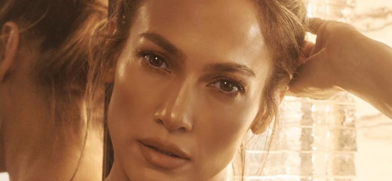 Jennifer Lopez Shares Sultry Swimsuit 'How-It-Started VS. How-It's-Going' Pics