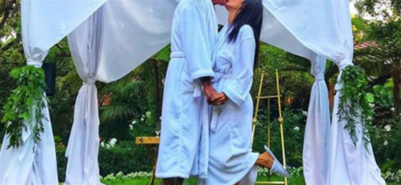 Tommy Lee and Brittany Furlan: Beverly Hills Wedding Trolls