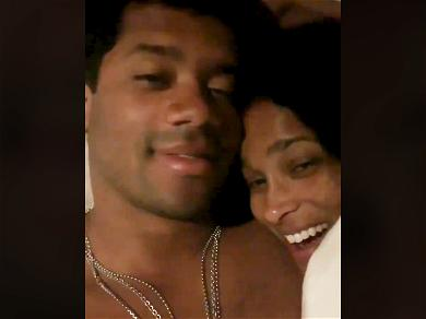 Russell Wilson Announces Deal with Seahawks While in Bed with Ciara