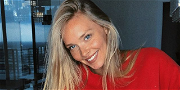 Model Camille Kostek Loses Her Pants After BF Gronk & Bucs Win NFC Championship