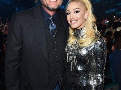 Thanksgiving with Blake Shelton and Gwen Stefani: One Big Happy Family