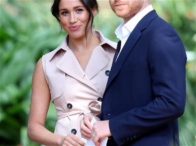 Meghan Markle is Set on Defying The Queen's Request to Drop Royal Names