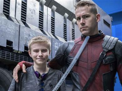 Ryan Reynolds Dons Deadpool Costume to Make Wishes Come True