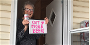 'Coors Light Grandma' Gets Her Wish, Company Delivers TEN CASES Of Beer — Watch Her Pound One!!