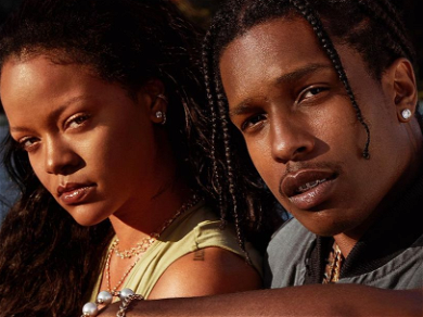 Rihanna & A$AP Photographed On Date In New York, First Photos Of Couple