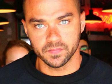 Jesse Williams To Wife: I'll Post Pictures of My Kids If I Want, I'M THE FATHER