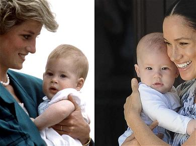The Internet Is Obsessing Over Baby Archie Being Prince Harry's Twin