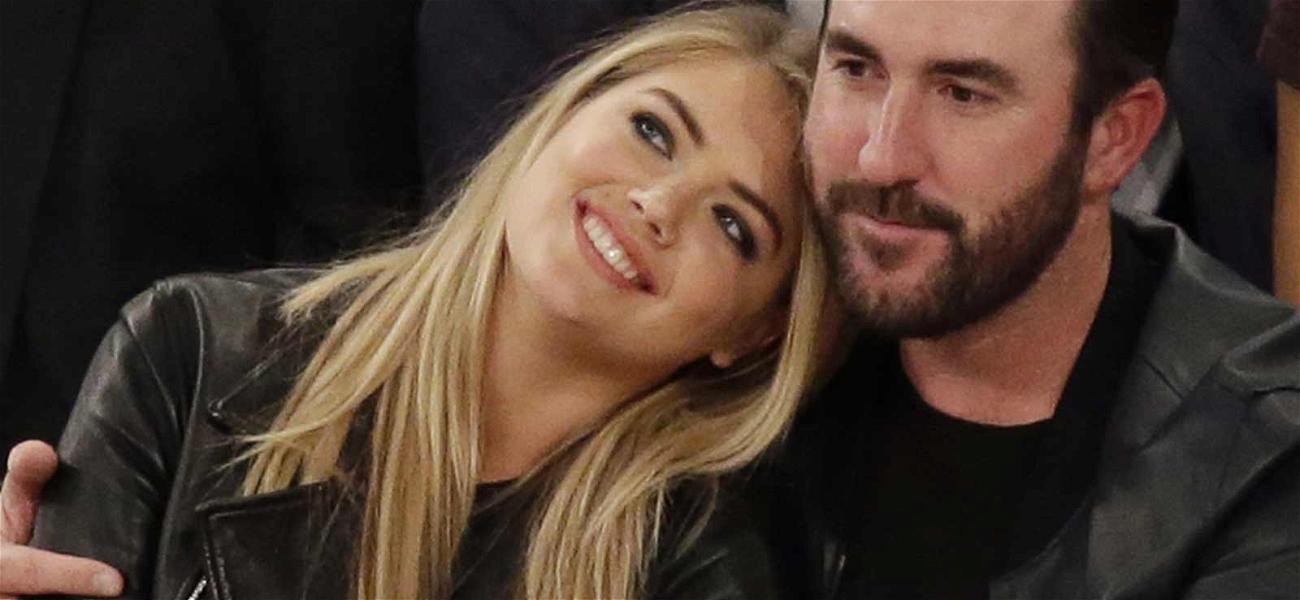 Kate Upton Shares First Photo of Her Newborn Baby