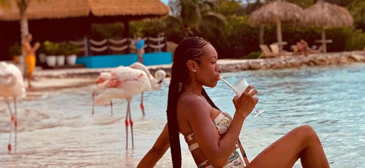 'RHOP' Star Monique SamuelsTalks Fight With Candiace Dillard