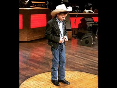 'Walmart Yodeling Boy' Goes from Coachella to the Grand Ole Opry!