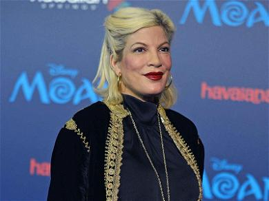 Tori Spelling Ordered to Get Her Butt to Court with Financial Info to Pay Off Huge Judgement