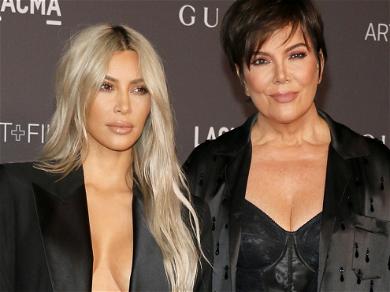 Kris Jenner Gives Important Divorce Advice To Daughter Kim Kardashian