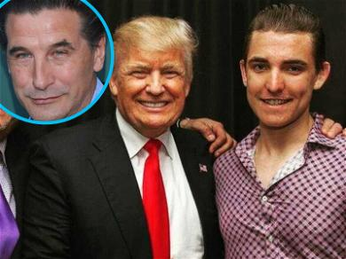 Billy Baldwin Criminally Investigated for Threatening Teenage Trump Supporter