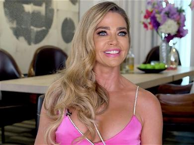 Denise Richards' Bloodshot Eyes During 'RHOBH' Reunion Raised Questions From Fans