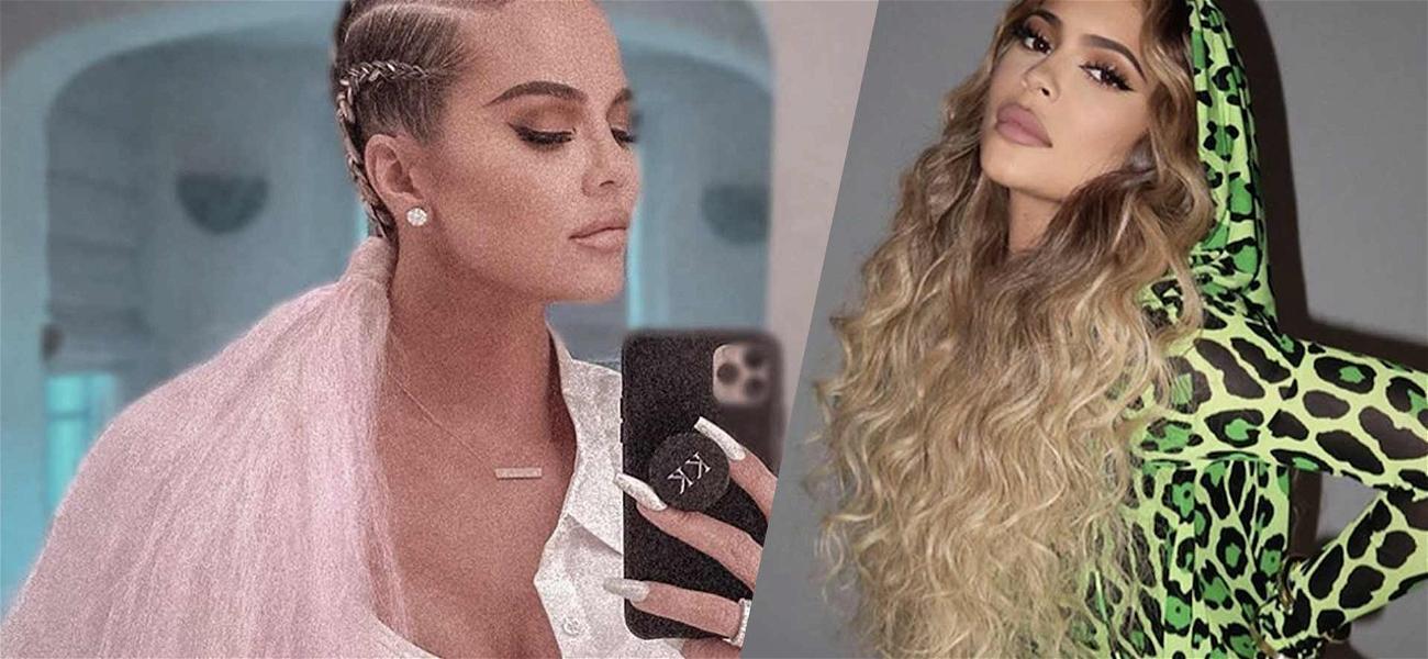 Khloé Kardashian Sports Braids After Kylie Jenner Got Blasted For 'Cultural Appropriation'