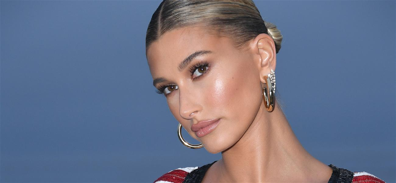 Hailey Baldwin Drops Smoking Hot Swimsuit Pictures On Instagram