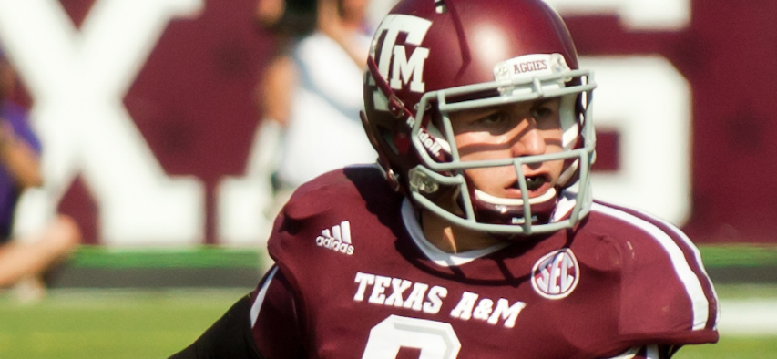 Johnny Manziel Admits He Got Paid For Autographs While Playing College Football