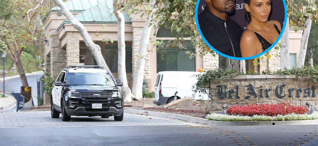 Kim Kardashian's Security Thwarts Attempted Burglary from Multiple Suspects, Cops Investigating