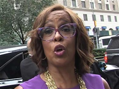 Gayle King Says Les Moonves Scandal 'Hits So Close to Home,' Very Sad Day