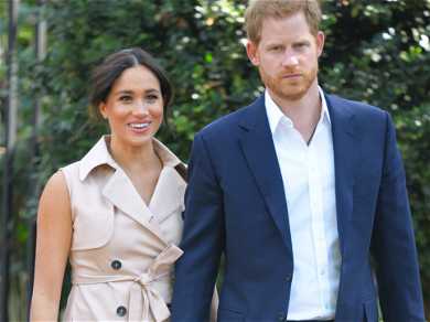 Meghan Markle & Prince Harry Staying In Tyler Perry's L.A Mansion — See The Stunning Photos!!