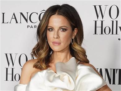 Kate Beckinsale Gets Slithering 'Alien' Surprise In Her Home
