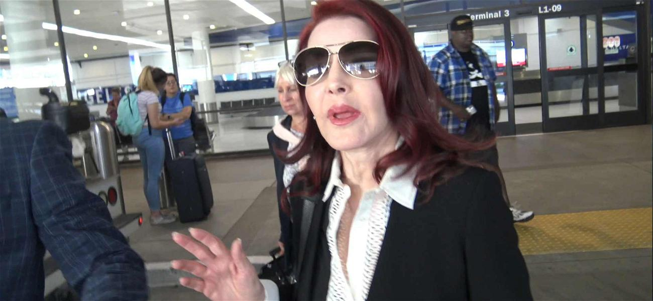 Priscilla Presley Wants Lana Del Rey to Play Her in Elvis Presley Biopic