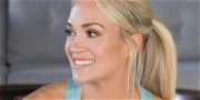 Carrie Underwood Stuns With Flexible Yoga Mat Stretch
