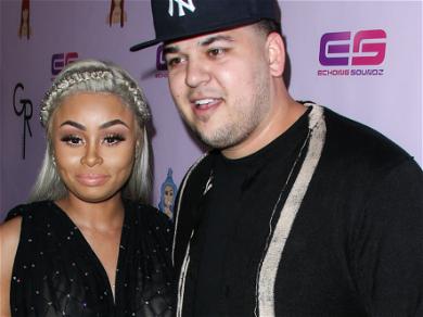 Rob Kardashian & Blac Chyna Agree Not To Drink While Having Custody Of Their Daughter