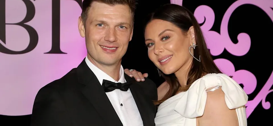 'Backstreet Boys' Star Nick Carter's Wife Has 'Minor Complications' Giving Birth To Baby #3