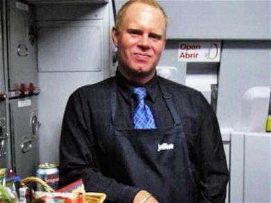 Steven Slater, JetBlue Flight Attendant Who Famously Jumped Down Plane's Emergency Slide, Reported Missing