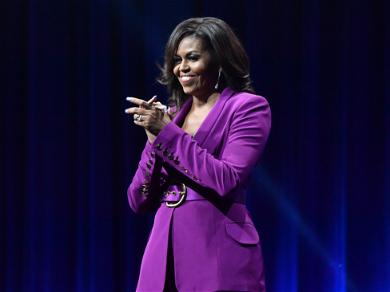 Michelle Obama Stands Up to Donald Trump After He Dissed Greta Thunberg
