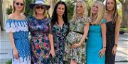 Kyle Richards Offers An Update On Her Relationship WIth Her Sisters