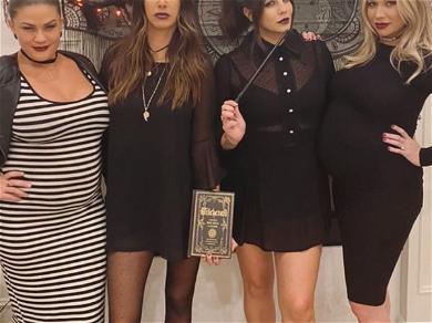 'Pump Rules' Stars Stassi Schroeder& Brittany CartwrightShow Off Baby Bumps